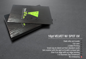 Los angeles business card printing la same day full color business spot uv business cards colourmoves Gallery
